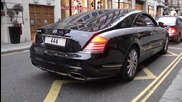 Maybach Xenatec Cruiserio x3 in London