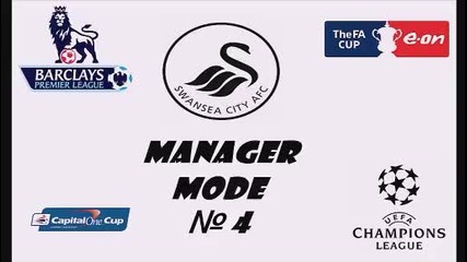 Swansea Manager Mode !