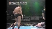 G1 CLIMAX Manabu Nakanishi vs. Giant Bernard 08/14/08