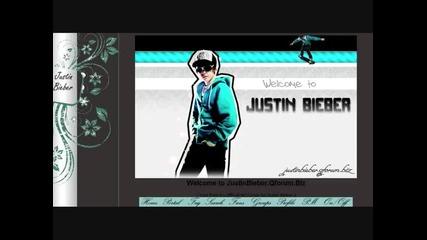 Какво? Justin Bieber forum?!