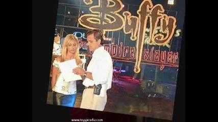 Buffy Behind The Scenes - Great Memories