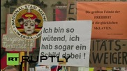 """Germany: """"We don't even trust the govt's institutions anymore"""" - PEGIDA leader"""