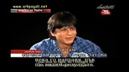 * Бг Превод * Shahrukh Interview 02 11 2006 ( 3 Част )