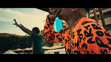 Chris Brown ft. Deorro - Five More Hours [official video] bg subs