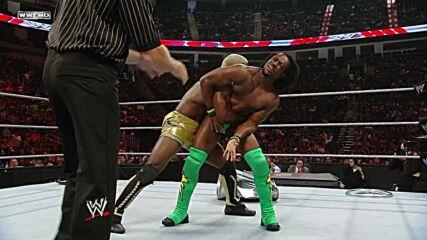 Kofi Kingston vs. Shelton Benjamin – Extreme Rules Match: ECW, June 24, 2008 (Full Match)