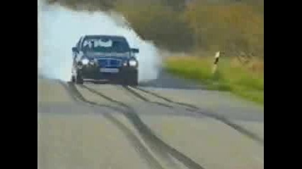Mercedes Brabus Tuning