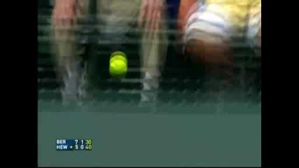 Hewitt Vs. Berdych : Indian Wells 2006