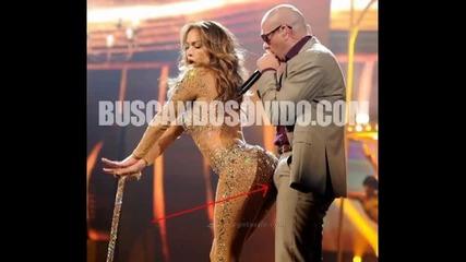 Pitbull се надърви