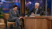 Robert Pattinson on Jay Leno (march 2011)