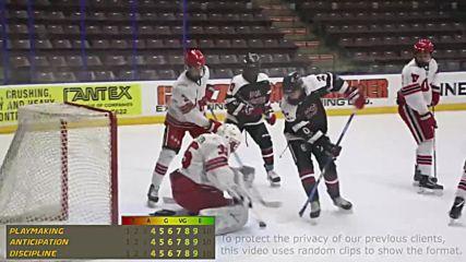 Scouting Video Example - Hockey Sense