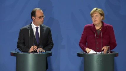 Germany: Normandy Four agree upon roadmap to advance peace process in Ukraine