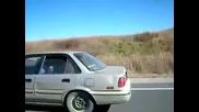 Кола с една резервна конска сила