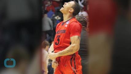 Dayton Basketball Star -- The 'Pantsing' Helped Us Win