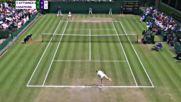 Wta 2018 Wimbledon Championships - 4th Round - Alison Van Uytvanck vs Daria Kasatkina