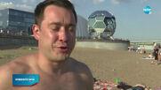 Рекордни горещини в Санкт Петербург