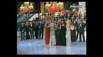 Milica Todorovic i Ana Bekuta - Imala sam drugaricu - Grand Show - (TV Pink Bh)
