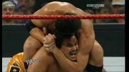 R A W 06/22/09 Primo vs Cody Rhodes