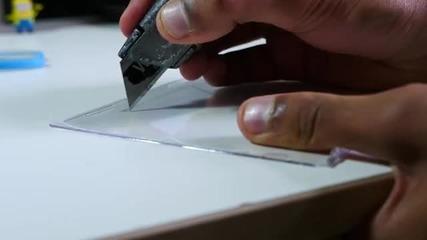 Как да си направите холограма от обикновен смартфон