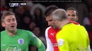 Арсенал 2:1 Куинс Парк Рейнджърс 26.12.2014