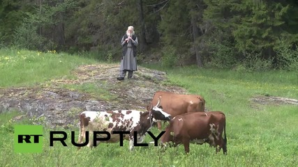 Russia: Valaam's monks battle cheese-hating EU sanctions