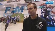Johann Zarco, place en Moto2