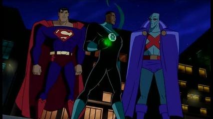 Justice League Season 2 episode 6