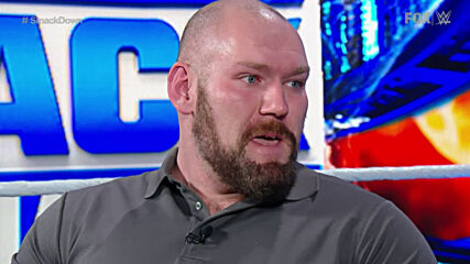 "Lars Sullivan discusses the first time he was called a ""Freak"": SmackDown, Oct. 30, 2020"