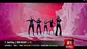 Top 100 Most Viewed Kpop random Songs Of 2018 September