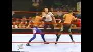 Steven Richards vs. The Hurricane - Wwe Heat 06.10.2002