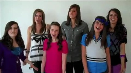 Cimorelli- Dont Stop Believing [ Cover ]