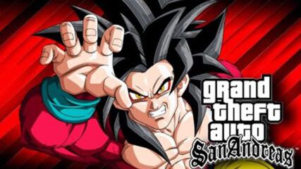 GTA San Andreas - How To Install Dragon Ball Mod