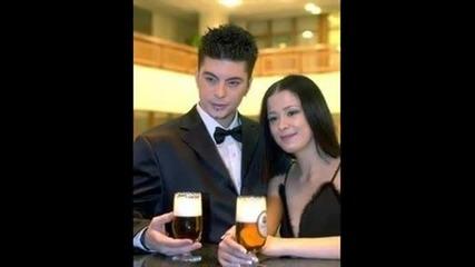 Немир - Тоше Проески и Каролина Гочева (со текст)