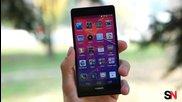 Най-доброто Ревю на Huawei Ascend P6