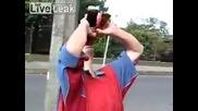 Еи така се пие коктеил :):):)