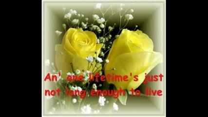 !имаме Само 1 живот! Kenny Rogers - One life( превод)