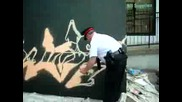 Graffiti Policai Writer