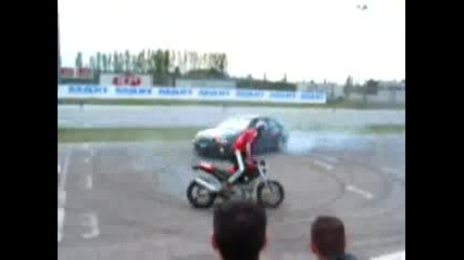 Bmw Vs Motor - Burnout