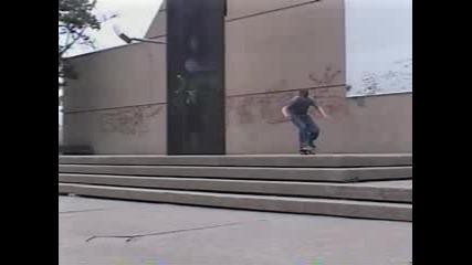Skate - Hardflip