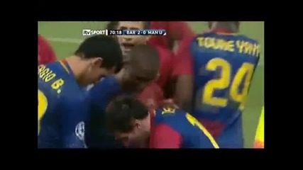 Lionel Messi ~ All Champions League Goals Season 2008 2009