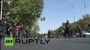 Iran: Millions in Tehran take to the streets to mark Ashura