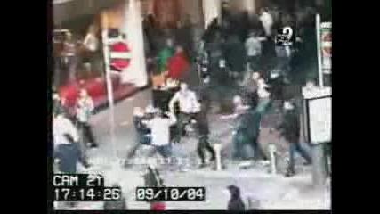 hooligans Cctv manchester council