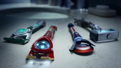 Gillette Avengers ще ви накарат да си махнете брадата !