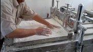 Машина за рязане на турски локум