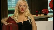 Christina Aguilera - Rtl Interview By Night