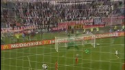 Euro 2012 Niemcy - Portugalia 1-0 Mario Gomez !!