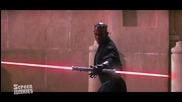 Честни Трейлъри - Star Wars: Phantom Menace 3 D