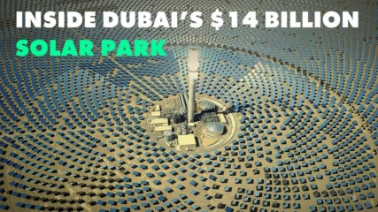 Phase Four will begin for Dubai's epic solar project
