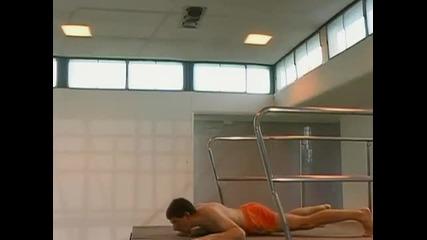 Mr. Bean - Swimming Pool