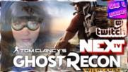 Tom Clancy's Ghost Recon: Wildlands with Geri/ Bulgarian/English Stream