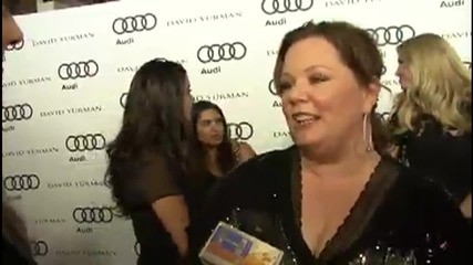 Melissa McCarthy Shows Off Slim Figure at the Premiere of 'Spy'